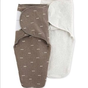 Carter's Baby Boys/Girls 2pk Swaddle Blankets NWT